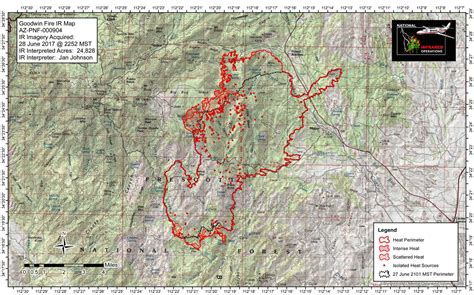 us forest service maps map from u s forest service prescott national