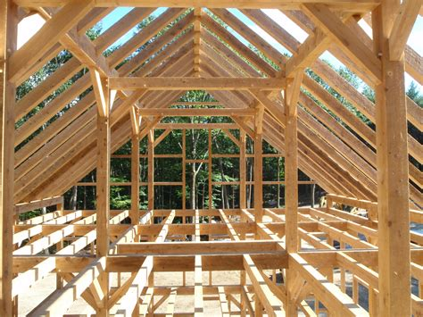 post beam horse barn  space  hay  equipment