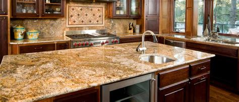 countertop styles the latest granite countertop trends modern kitchens