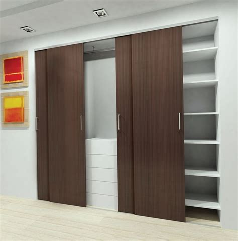 bedroom closet door designs bedroom closet without doors home design ideas