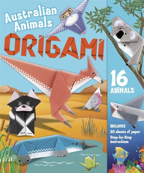 australian origami animals comot