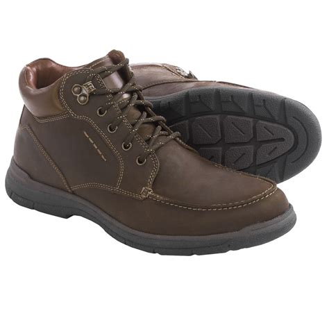 johnston murphy boots mens johnston murphy wickman moc toe boots for save 33