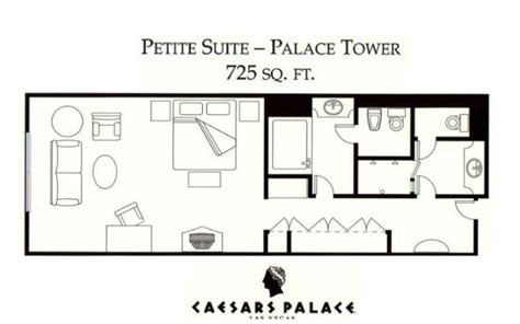 caesars palace suites floor plans caesars palace rooms suites