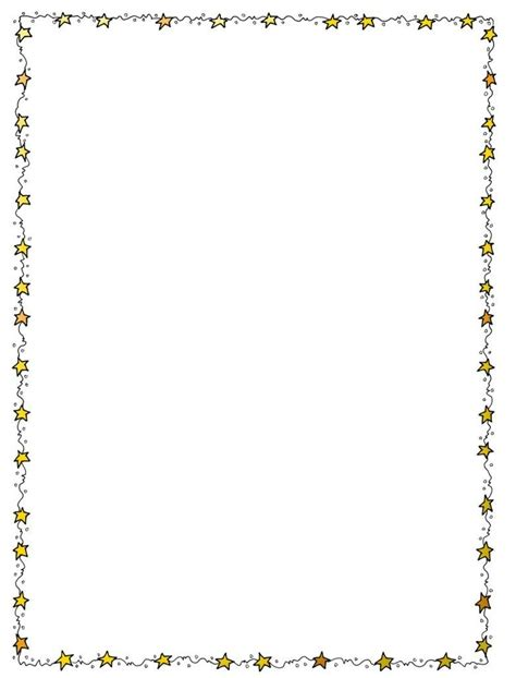 Star Border Template pin by tosha boyd on borders border templates templates