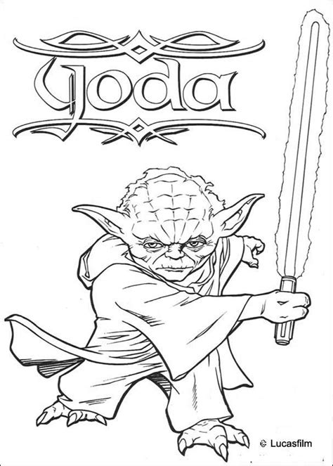 yoda pictures to color master yoda coloring pages hellokids com