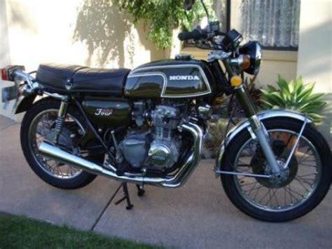 honda cb 350 four 1973 from david