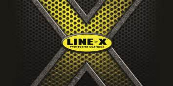 line x colors protective coating spray on bed liner truck accessories