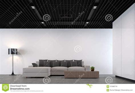 soffitti moderni finest salone moderno sottotetto con l immagine d