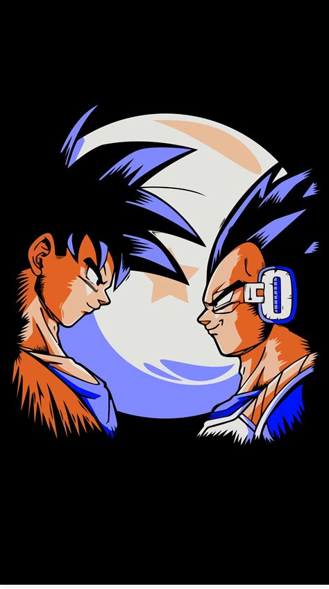 vegeta dbz iphone wallpapers wallpaper cave