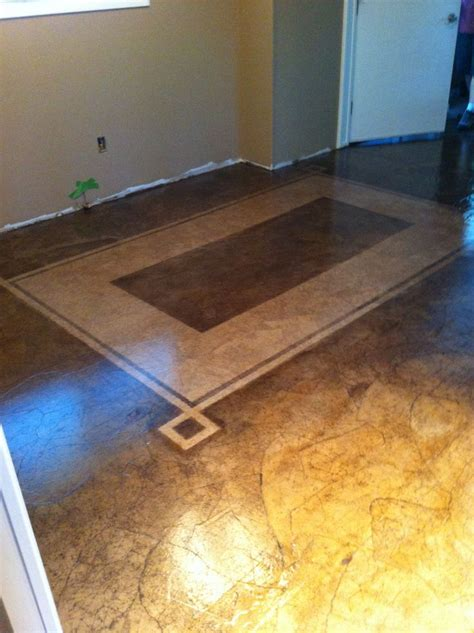 Paper Flooring Ideas by 25 Best Ideas About Paper Bag Flooring On