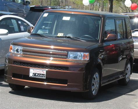 scion xb wiki file 2006 scion xb rs 4 0 jpg wikimedia commons