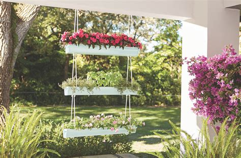 Hanging Garden Planters by Top 10 Diy Hanging Planters That Will Make Your Garden