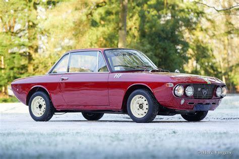 Lancia Fulva Lancia Fulvia 1 3 Hf Coupe 1968 Welcome To Classicargarage