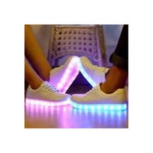 chaussure lumineuse basket led chaussures lumineuses led