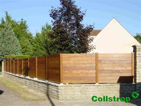 Cloture En Composite 2026 by Treillis Panneaux Bois Panneaux Cl 244 Tures Portillons