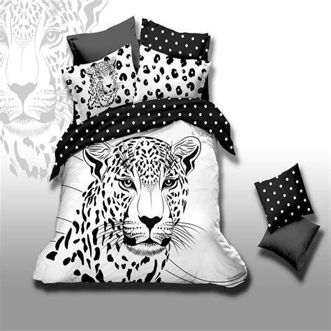 leopard print comforter queen size black and white polka dot snow leopard print bedding set