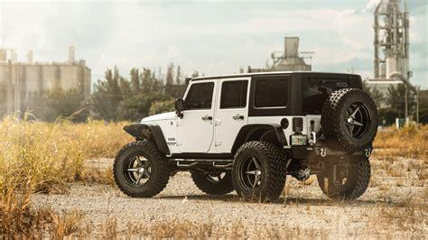 vossen jeep wrangler vossen wheels jeep 4k wallpaper hd car wallpapers id 7064
