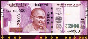 new 500 nota new rs 500 and rs 2000 notes features comparison