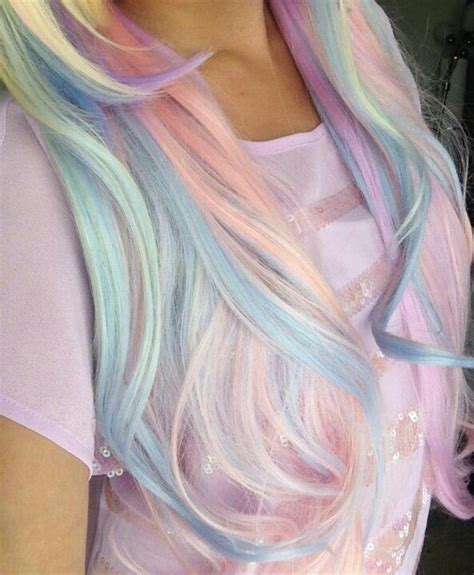 pastel rainbow hair 2015 top 6 ombre hair color ideas for blonde girls buy