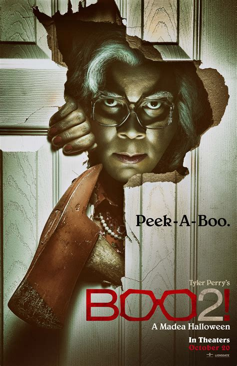 horror movies tyler perrys boo 2 a madea halloween by tyler perry poster teaser trailer to tyler perry s boo 2 a madea halloween blackfilm com read
