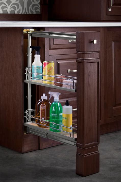 narrow kitchen cabinet organizers hafele narrow base pull out kitchen drawer organizers
