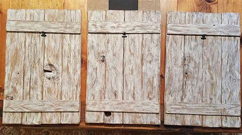 finish  barn wood woodworking blog