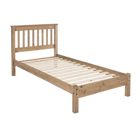 Corona Low End Single Bed Frame Corona Bed Frame