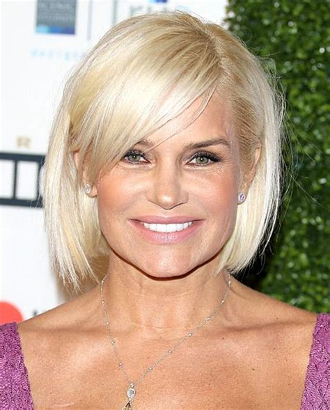 yolanda foster new haircut real housewives best makeup tips learned from being on tv