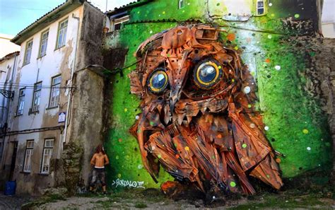 popular artwork 10 of the most popular street art pieces of 2014 as