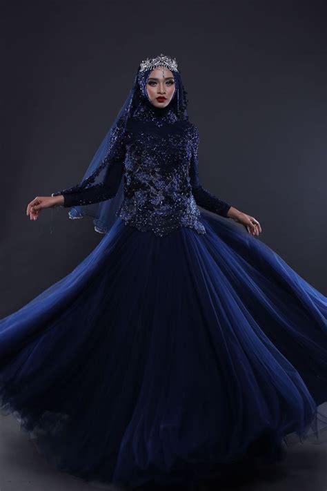 model baju pengantin  terbaru desain modern mewah