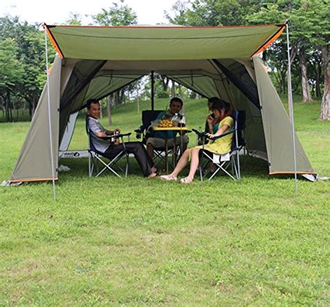 lando sport gazebo 10 x10 pop up 4 wall canopy tent gazebo ez yellow