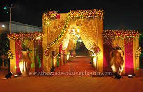 image result wedding entrance gate decorations