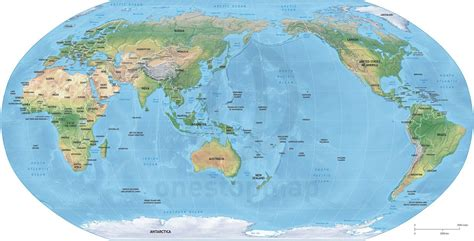 printable world map pacific centered 11 asia and australia map vector images australia