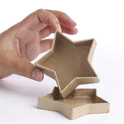 Paper Mache Craft Supplies - small paper mache box paper mache basic craft