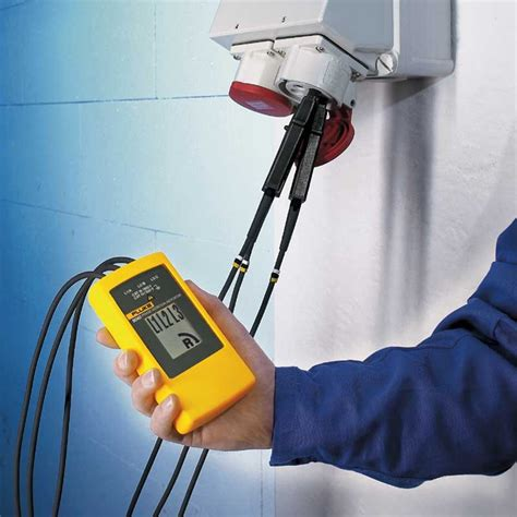 Fluke Network 9040 Phase Rotation Indicator fluke 9040 phase rotation indicator phase rotation