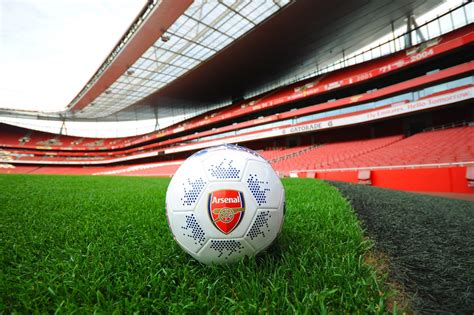 arsenal home ground arsenal soccer club tackles climate change with clean