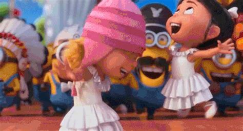 happy gif happy despicable me gif find on giphy