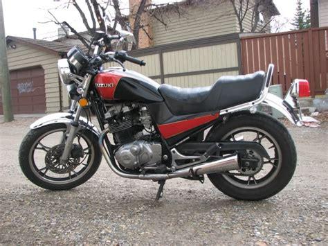 Suzuki Gr 650 1984 Suzuki Gr 650 X Moto Zombdrive