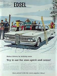 1950s Ford Flop Edsel Ads And Period Pictures Edsel59 Jpg The Car