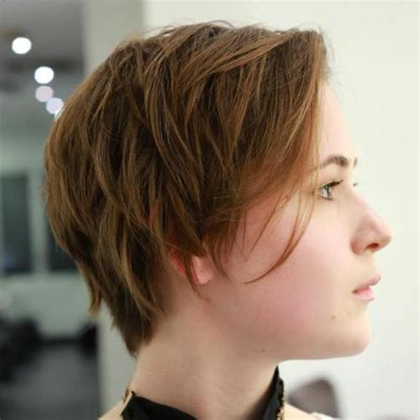 whispy croppy choppy short hair cut 100 mind blowing short hairstyles for fine hair