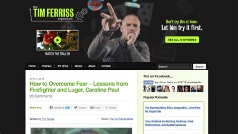 Tim Ferriss Email Detox by 4 Ways To Grow Email List Without Being Annoying