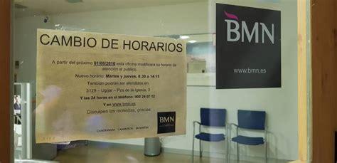 oficinas bankia en granada quot el cierre de 31 oficinas de bankia y bmn en andaluc 237 a es