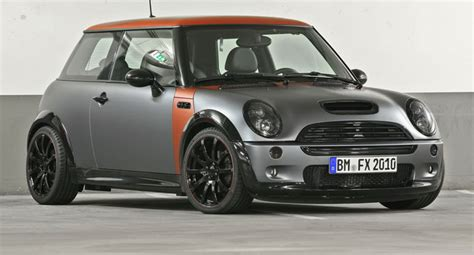 R53 Mini Cooper S Tuning Coverefx Revisits Mini Cooper S R53