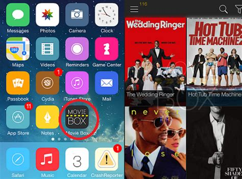 a app to download free movies best cydia movie app for ios 5 6 7 8 support iphone