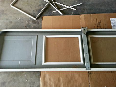 Replace Garage Door Panel With Window by Replace Garage Door Glass Cowtown Garage Door