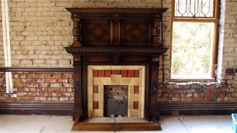 1920s fireplace tiles 1920s 1930s fireplace diy for the home