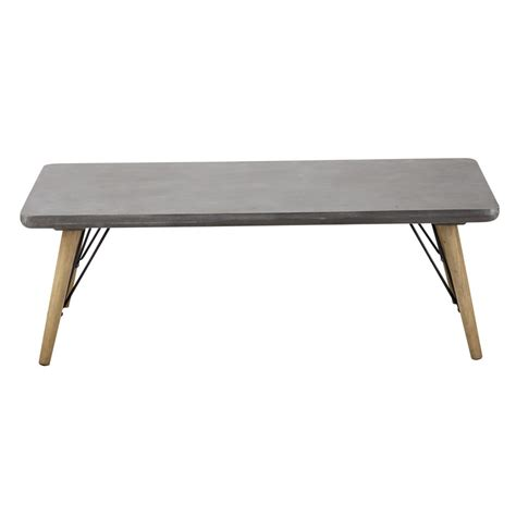 cleveland coffee table wooden coffee table in grey w 120cm cleveland maisons du