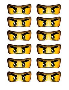 ninjago template lego ninjago cutout for birthday balloons cake