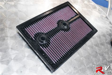 Air Filter By K N Panel For Vw Scirocco 1 4l Tsi k n panel air filter for vw golf mk7