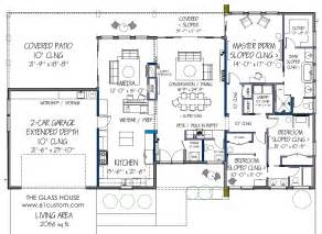 Free Floor Plans by Free Contemporary House Plan Free Modern House Plan The